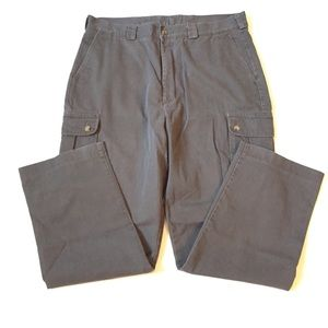 "Tommy Hilfiger Cargo Pants 34"" grey"